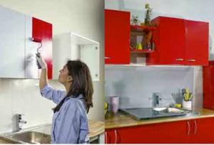 Relooker sa cuisine astuces tout pour la d coration et for Changer les portes de sa cuisine